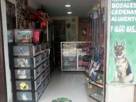 Venta Tienda para Mascotas