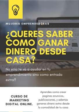 Curso de Marketing Digital (online) PREMIUM