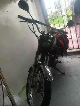 Vendo o cambio moto Ax 100