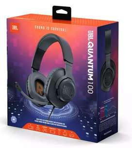 Audifonos Gamer Jbl Headphones Detachable Quantum 100