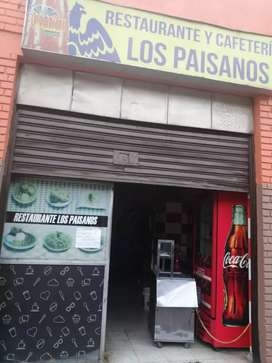 Restaurante y cafetería...La Estanzuela