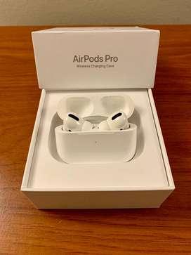 AirPods Pro con garantía Apple febrero 2022. ORIGINALES