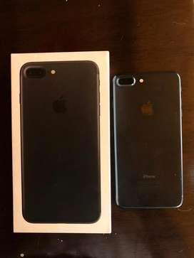 Vendo o permuto iPhone 7 plus