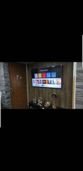 Televisor smart tv 58 pulgadas 4k samsung