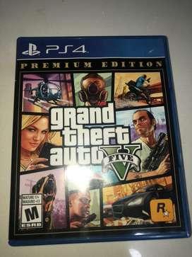 GTA 5 Ps4 Premium Edition