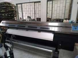 Oferta 2 ploters de impresión 190cm Roland y Audley