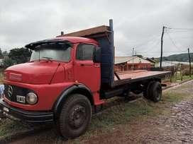 camion mercedez benz  1114 año 75 en alem misiones