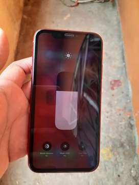 Iphone xr rojo 64gb