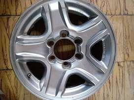 Rines 16 Toyota Prado Originales