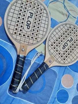 Raquetas Marca Plop Made In Taiwan
