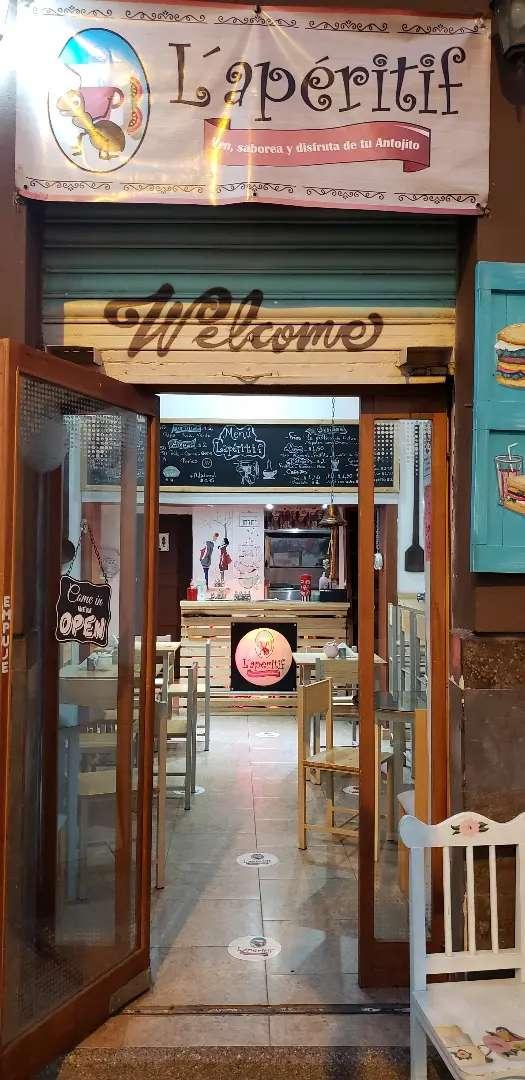 Cafetería en Venta en Calle Larga 0
