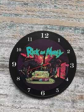 Reloj de Rick y Morty