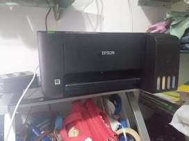 Epson L3110 con tinta de sublimacion