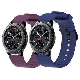 Correa Pulsera Banda De Colores Para Samsung Gear Watch 42mm