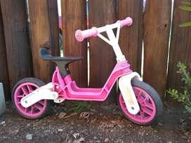 Patacleta Scoop (bicicleta sin pedal)