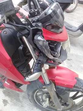 Sevende moto por falta de recursos para rreparar