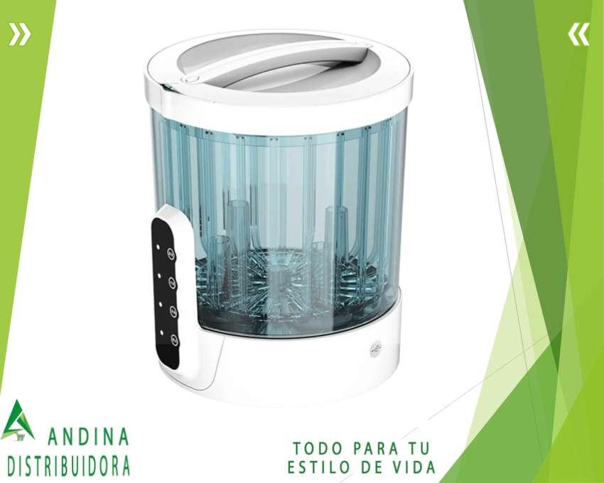 Esterilizador Purificador Agua Frutas Verduras Biberones Ecovida 0