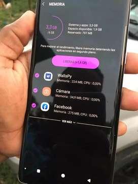 Samsung note 8 6Ram 64gb