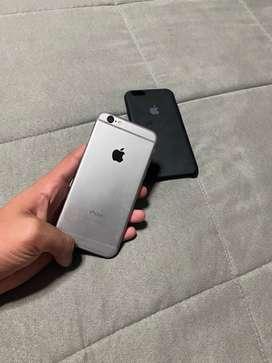 Iphone 6 64gb bateria 84% sin detalles