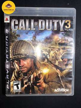 CALL OF DUTY 3-PS3