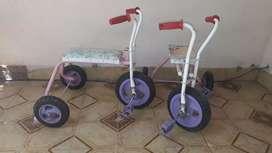 Vendo triciclos