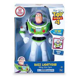 Toy Story 4 Buzz Lightyear Habla Figura De Accion