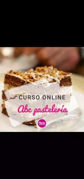 CURSO PASTELERIA