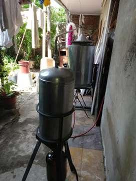 Planta extractora de aceites esenciales segunda mano  Buga