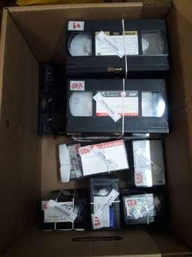 Cintas VHS a Pen drive