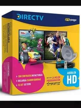Kit DirecTV prepago más Instalacion