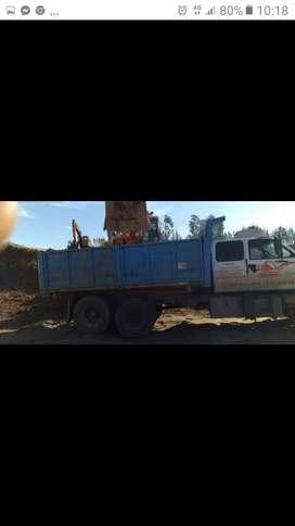 Vendo camión Balancin listo para trasferir al dia