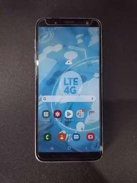 Samsung j6 liberado
