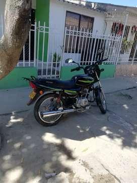 Solicito conductor para moto