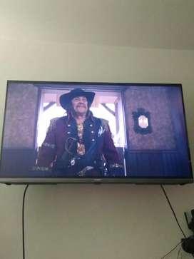Vendo como nuevo smart tv