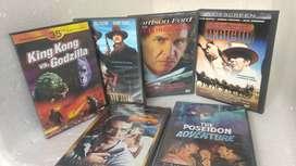 DVDs Peliculas clasicas, vendo o cambio