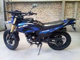 Moto gilera SMX 200