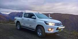 Toyota lilux SRVfull eqipo unico dueño