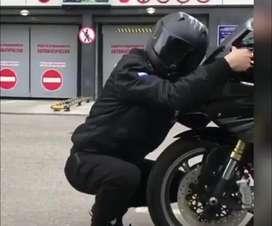 Busco Trabajo Como Motorisado
