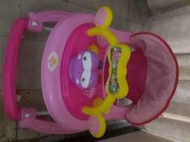 Coche para bebe marca happy baby y caminador para bebe smile baby