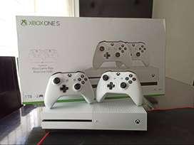 Xbox One S (un año de uso)