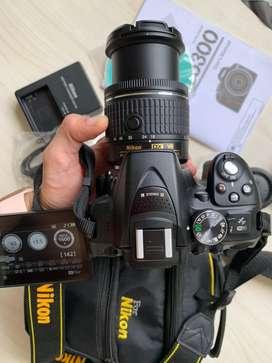 Nikon D5300 igual a nueva Lente 18-55