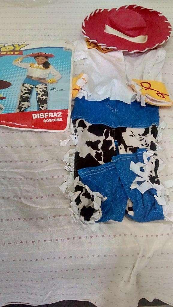 Disfraz Vaquerita Toy Story Talla 6 0