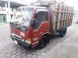 Camión nhr 2001 a cualkier prueba todo al día cero choques