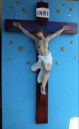 Artesanías EL CORITO - Crucifijo Estatua