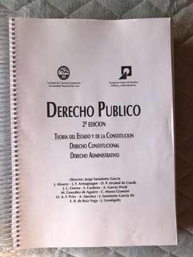 Libro derecho publico
