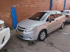 Se vende automóvil Chevrolet Sail LT, modelo 2014,, único dueño.