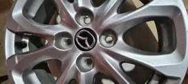 Vendo rines Mazda 2 turing