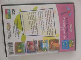 Dvd Infantil Las Aventuras Preescolares De Lindy Y Loon