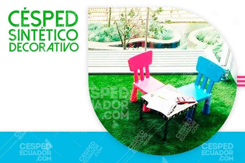 Alfombras Césped Sintético Decorativo Para Espacios Pequeños Quito y Guayaquil