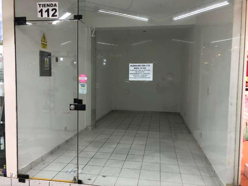 S/ 2,800 Alquiler Tienda Comercial (1er Piso San Miguel-Shopping Center) 0